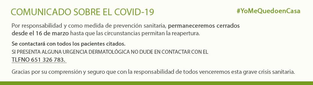 Slider INFO COVID-19